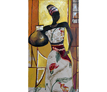 African Painting #3