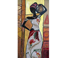 African Painting #4