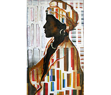 African Painting #5