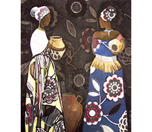 African Painting #7