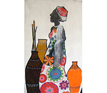 African Painting #9