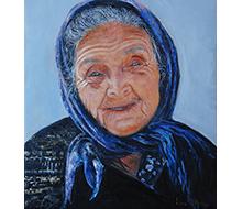 Portrait #2 Griega