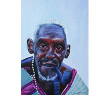 Portrait #4 Pedro