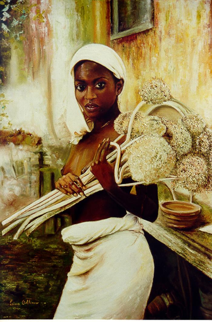 Portrait #15 Vendedora De Flores « Livia Alencar