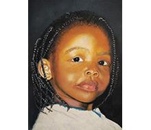 Portrait #19 Sabrina