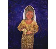 Portrait #20 Niña Rusa