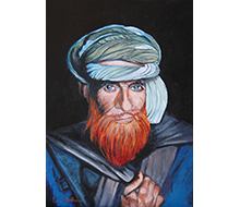 Portrait #22 Omar